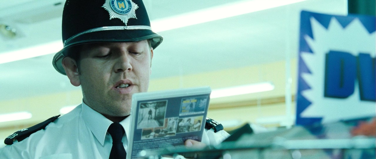 Hot Fuzz film still 3