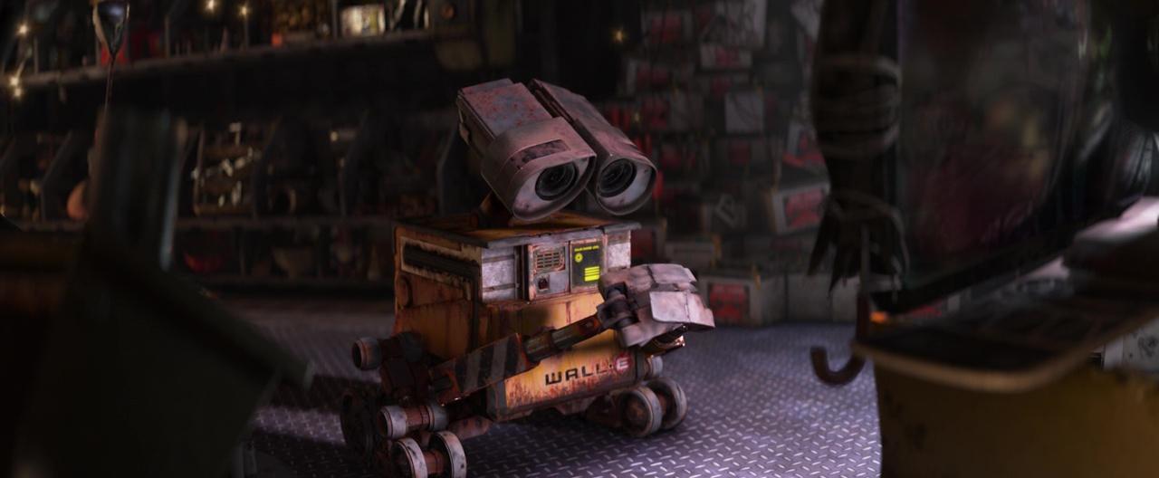 WALL·E film still 12