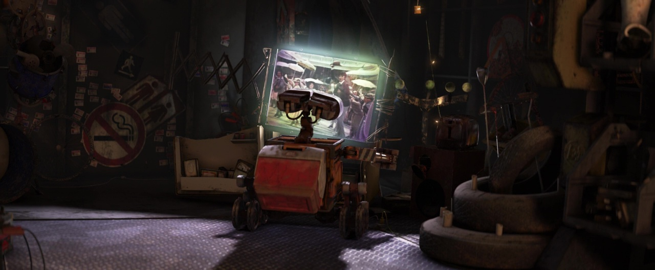 WALL·E film still 3