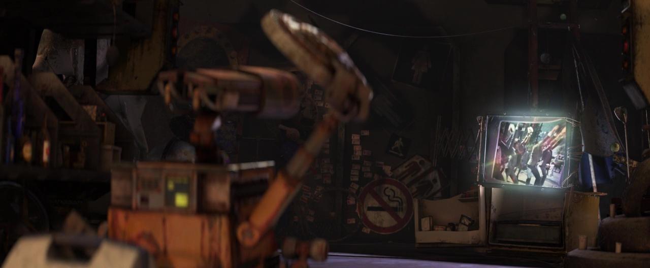WALL·E film still 4