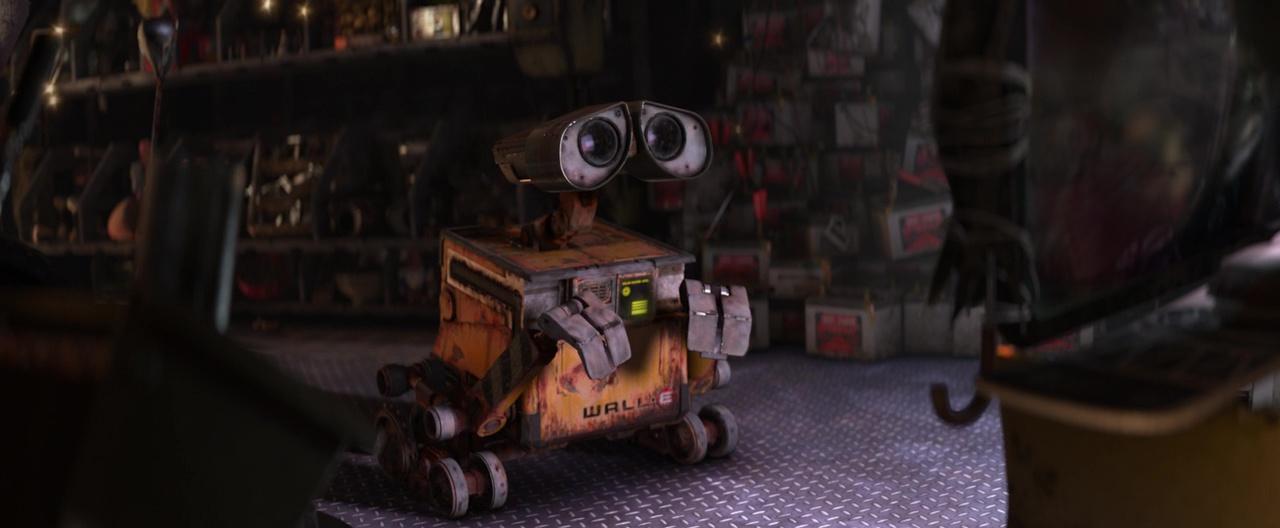 WALL·E film still 6
