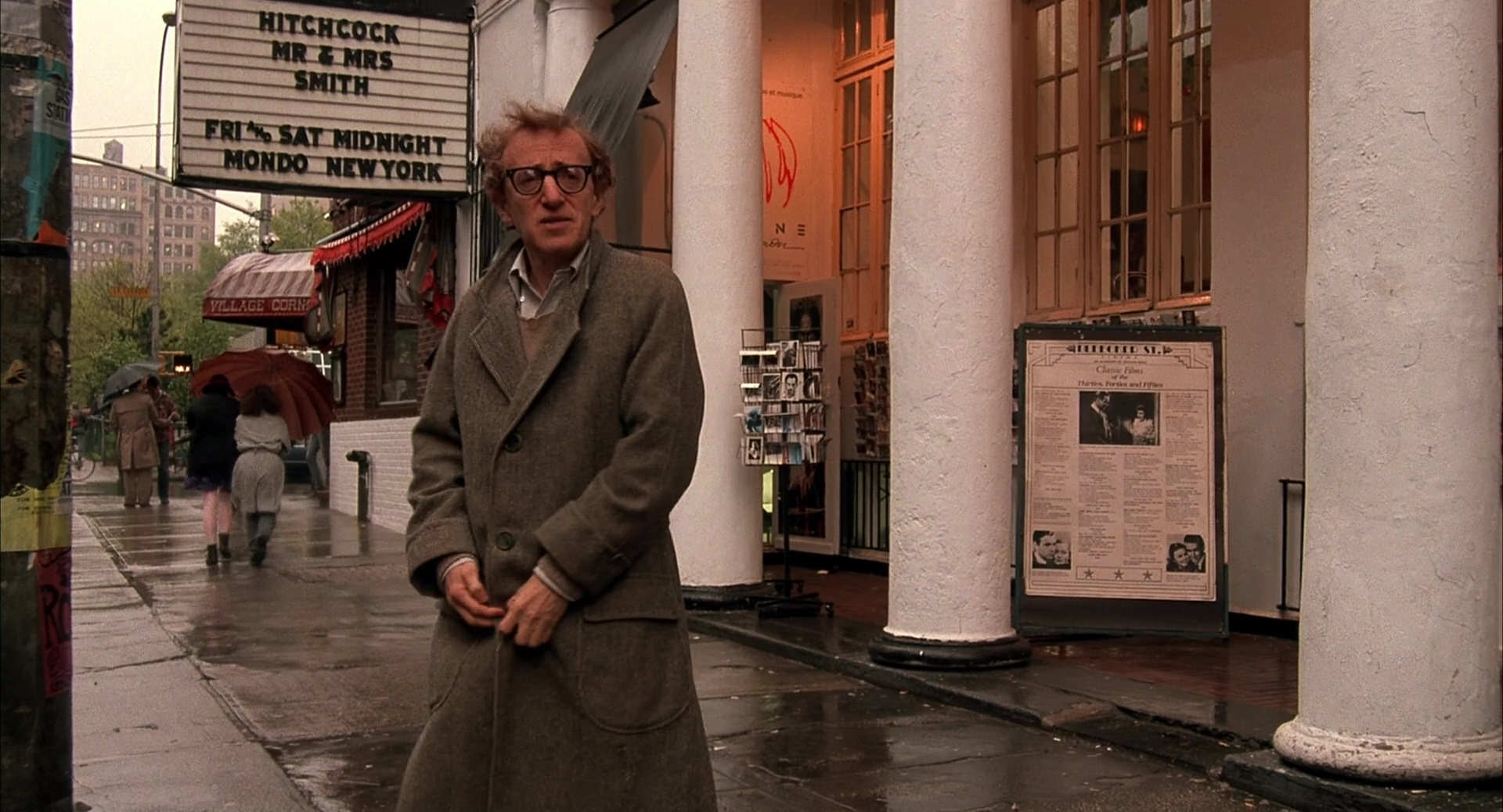 Crimes and Misdemeanors film still 4