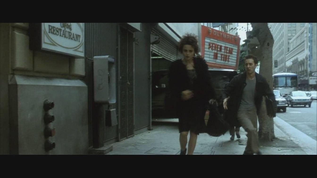 Fight Club film still