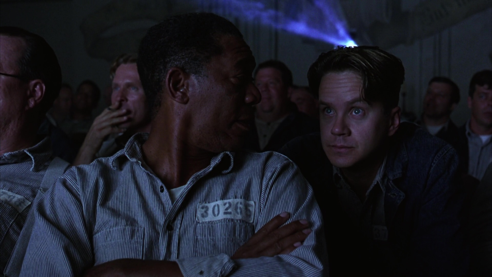 The Shawshank Redemption film still 4