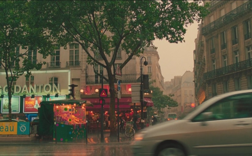 Midnight in Paris film still
