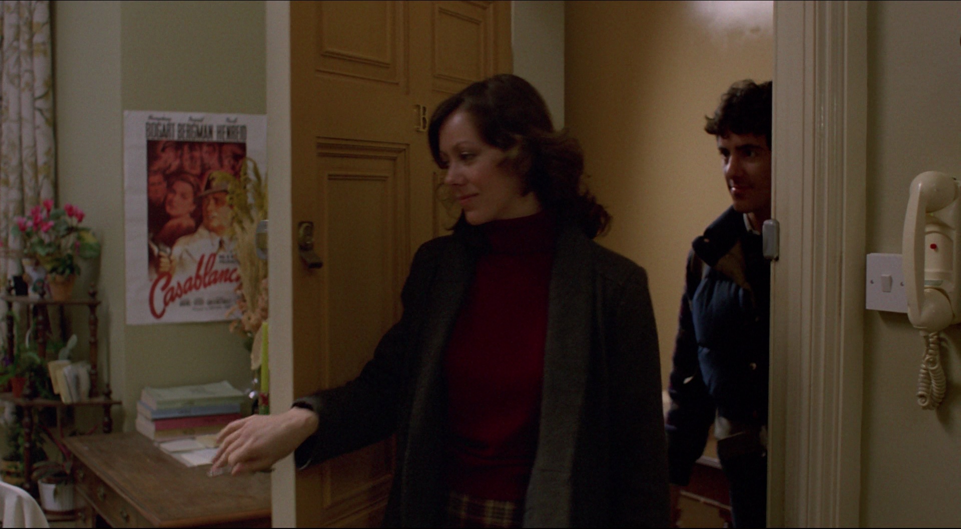 An American Werewolf in London film still 3