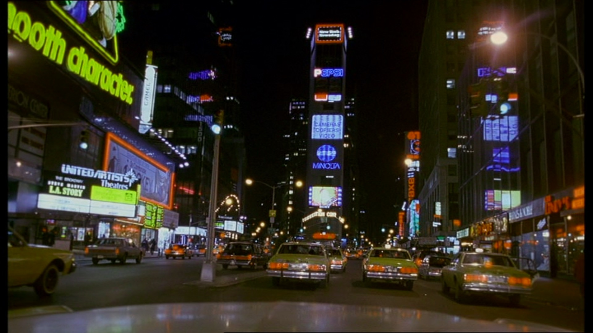 Night on Earth film still
