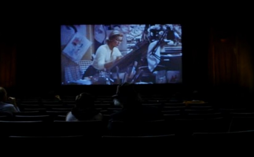 Man in the Chair film still