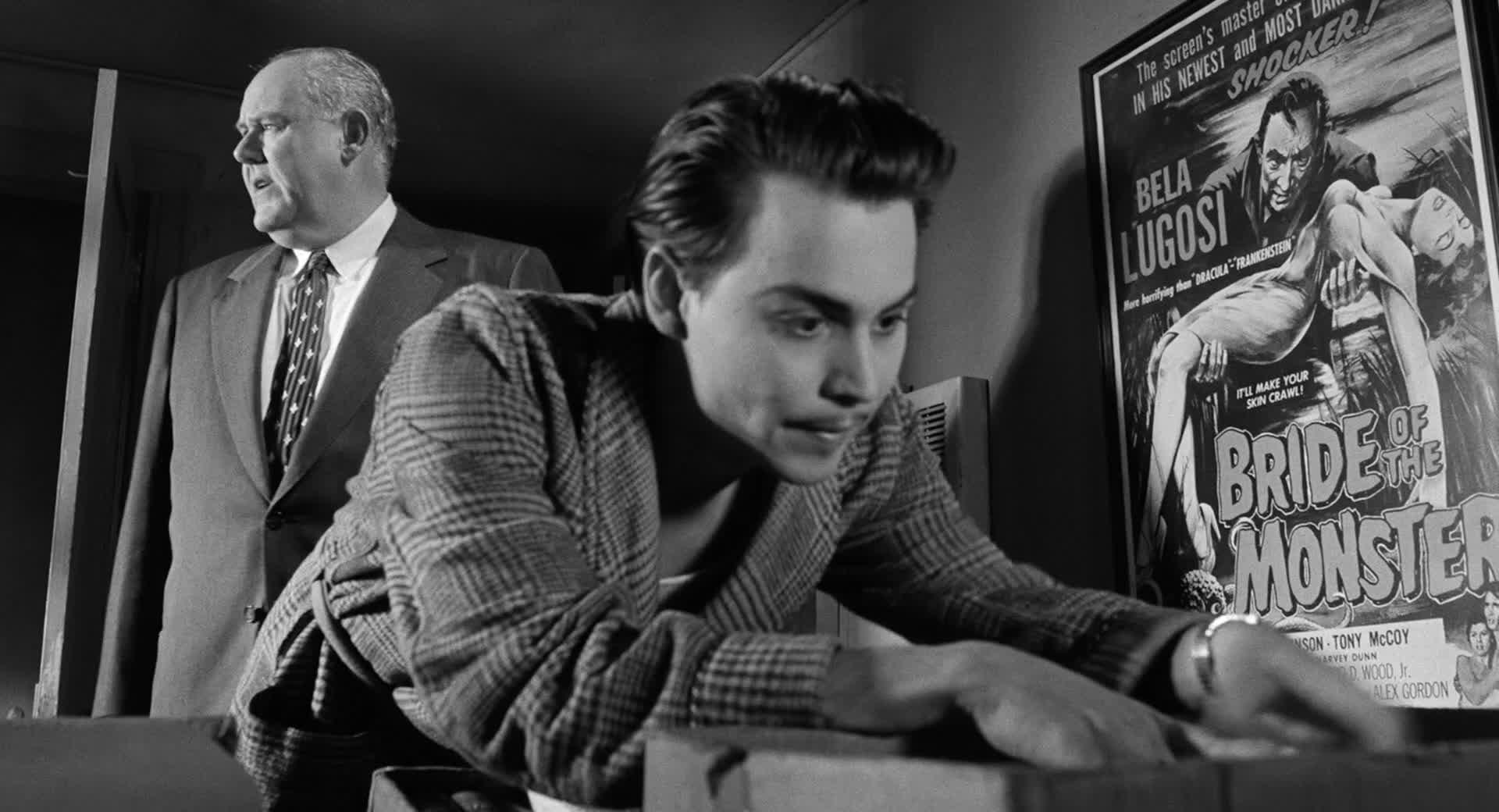Ed Wood film still 6