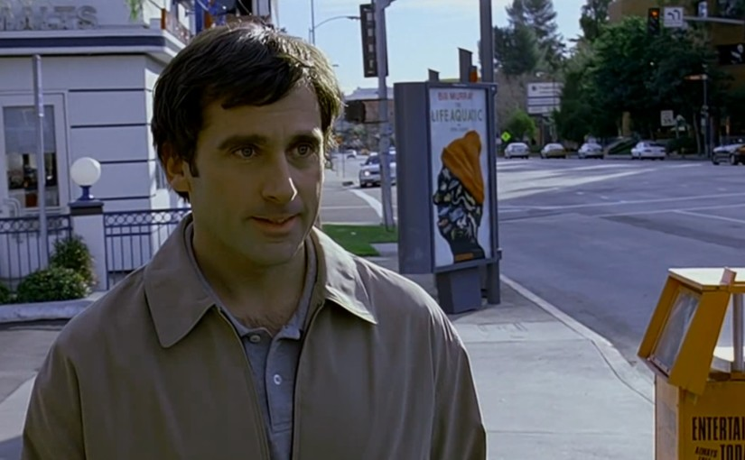The 40 Year Old Virgin film still