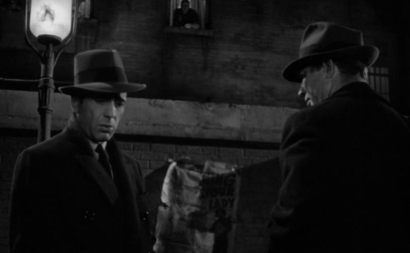 The Maltese Falcon film still