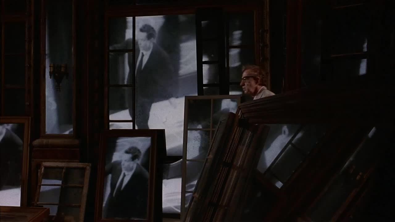 Manhattan Murder Mystery film still 1