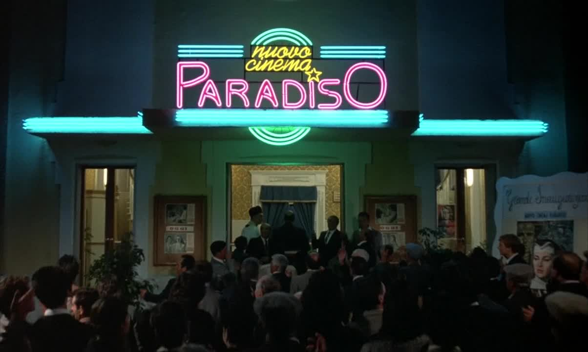 cinema paradiso When cinema paradiso won the academy award as best foreign film in 1990, it was an open secret that the movie the voters loved was not quite the same as the one.