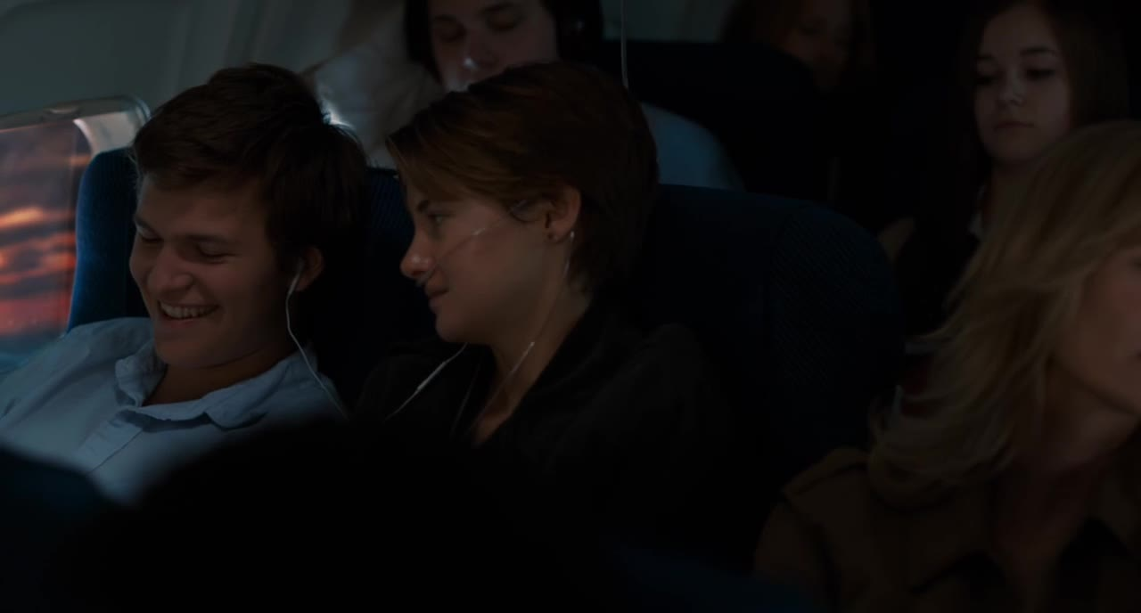 The Fault in Our Stars film still 1