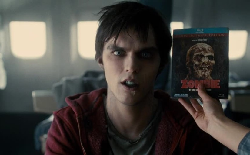 Warm Bodies film still