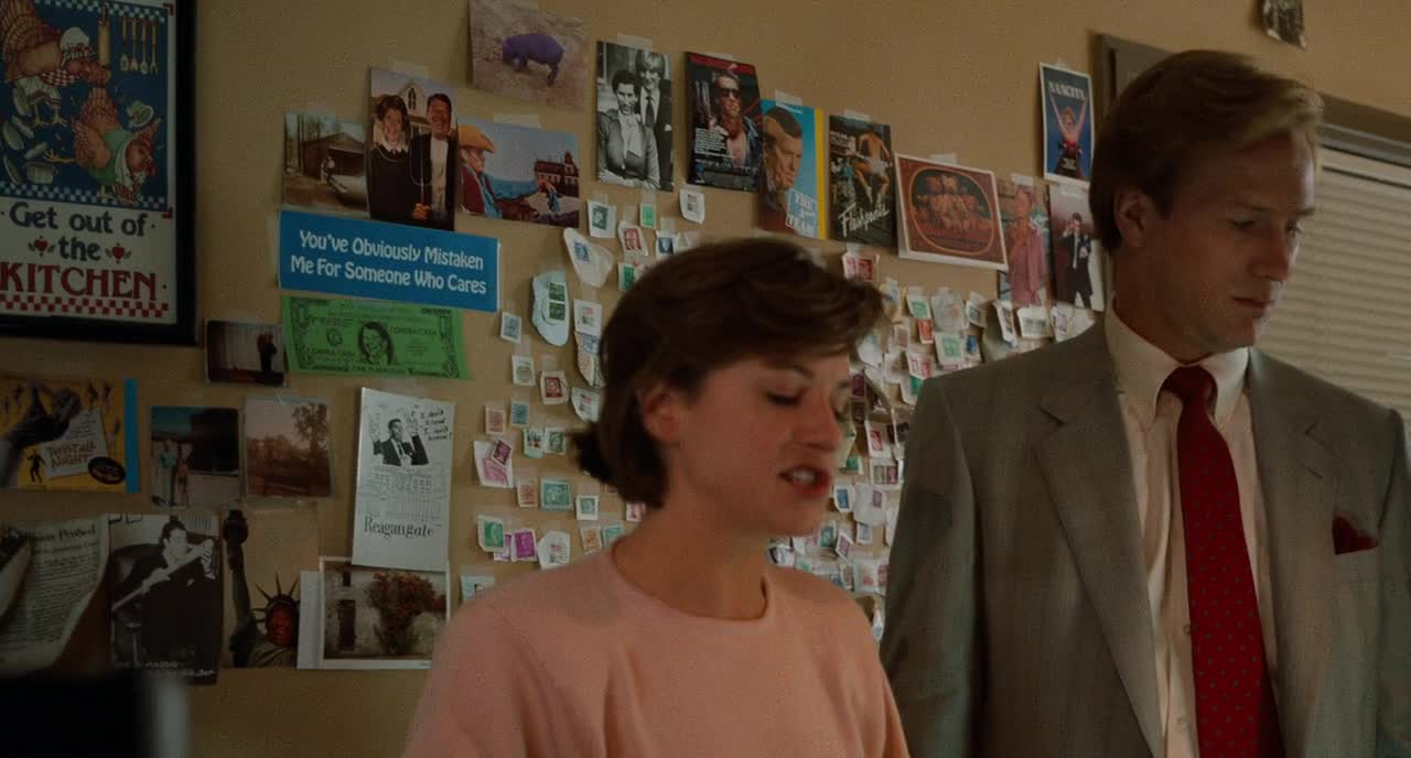 Broadcast News film still