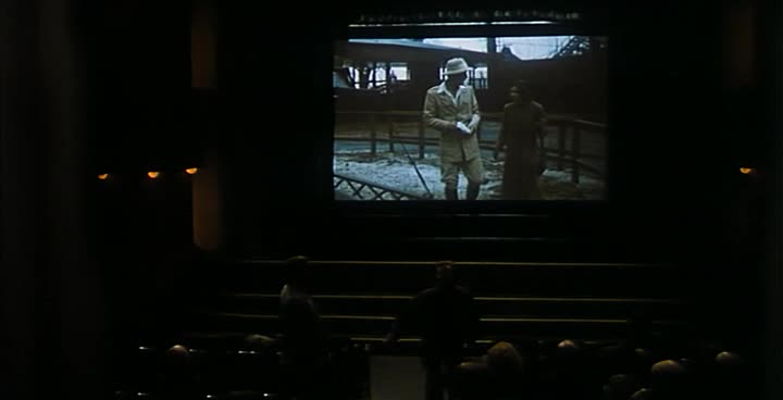 Escape from the 'Liberty' Cinema film still 2