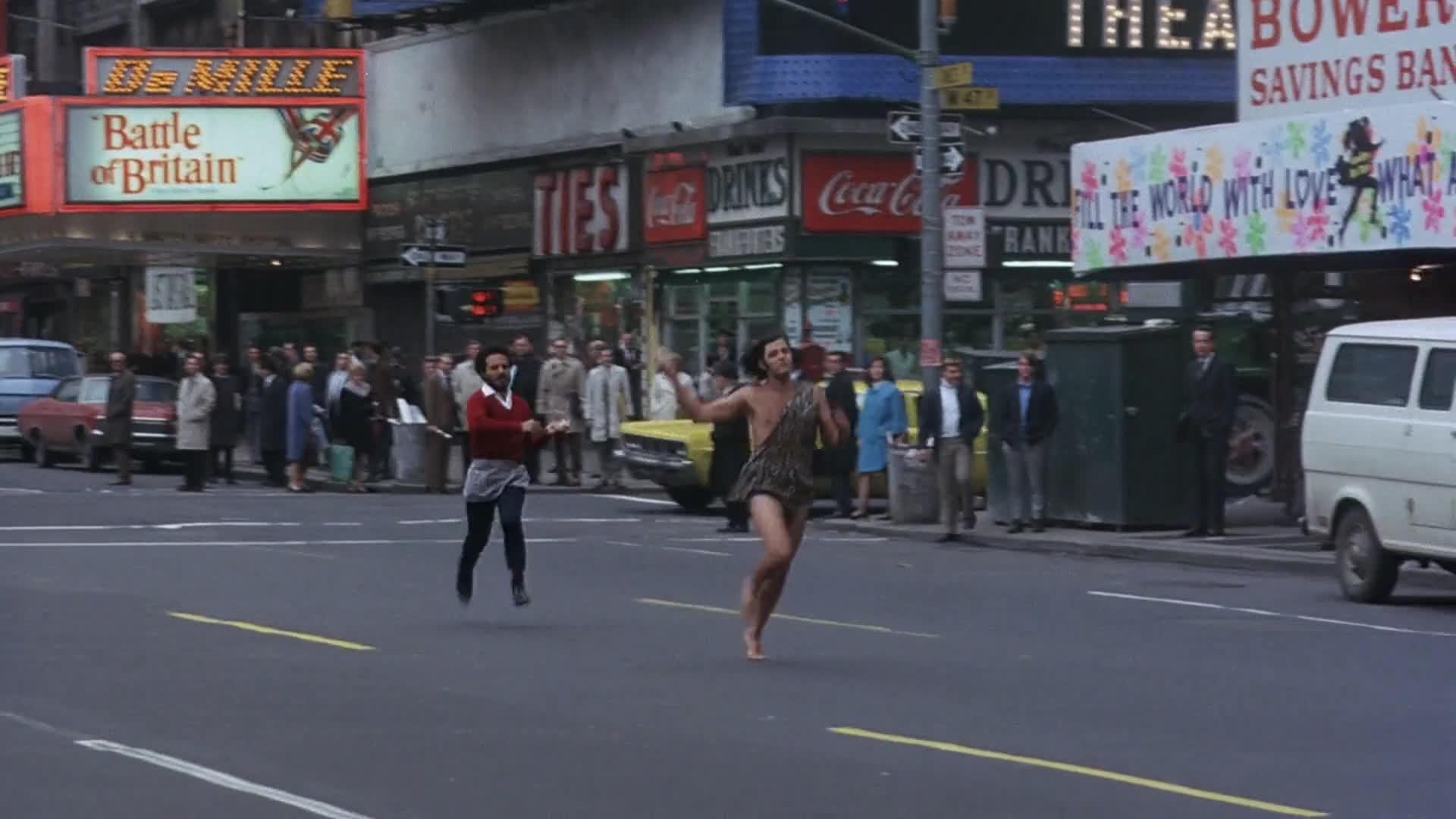 Hercules in New York film still 2