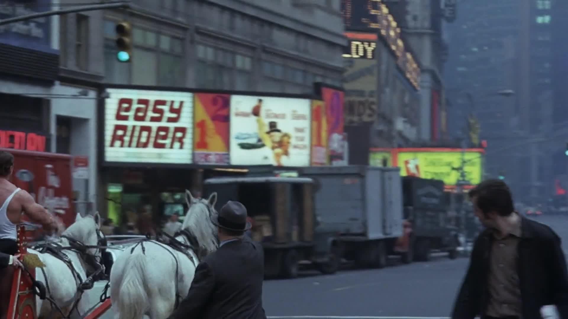 Hercules in New York film still 3