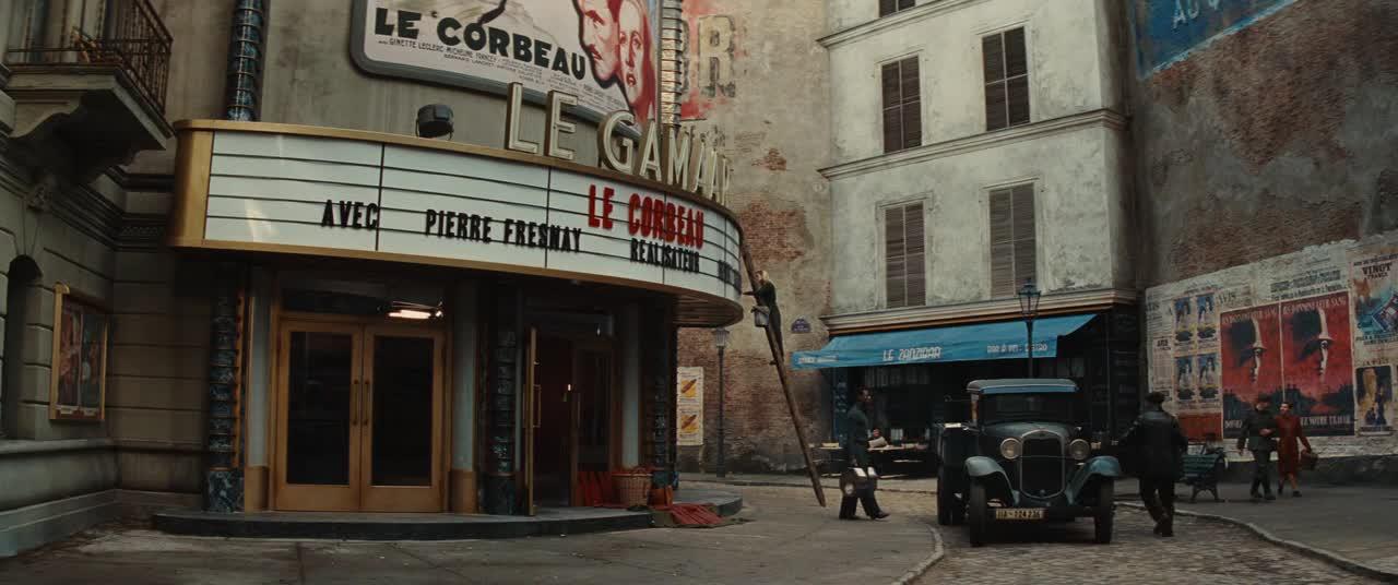 Inglourious Basterds film still 4