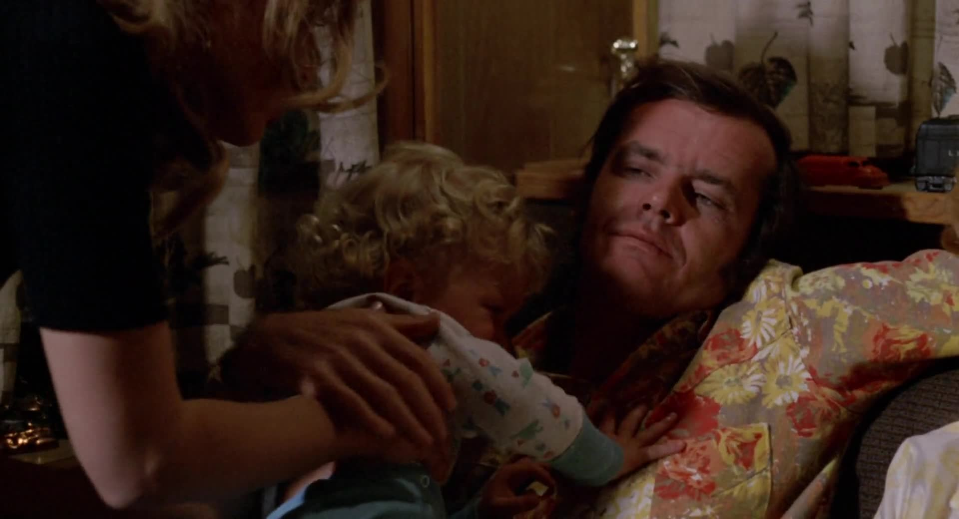 Five Easy Pieces film still 2