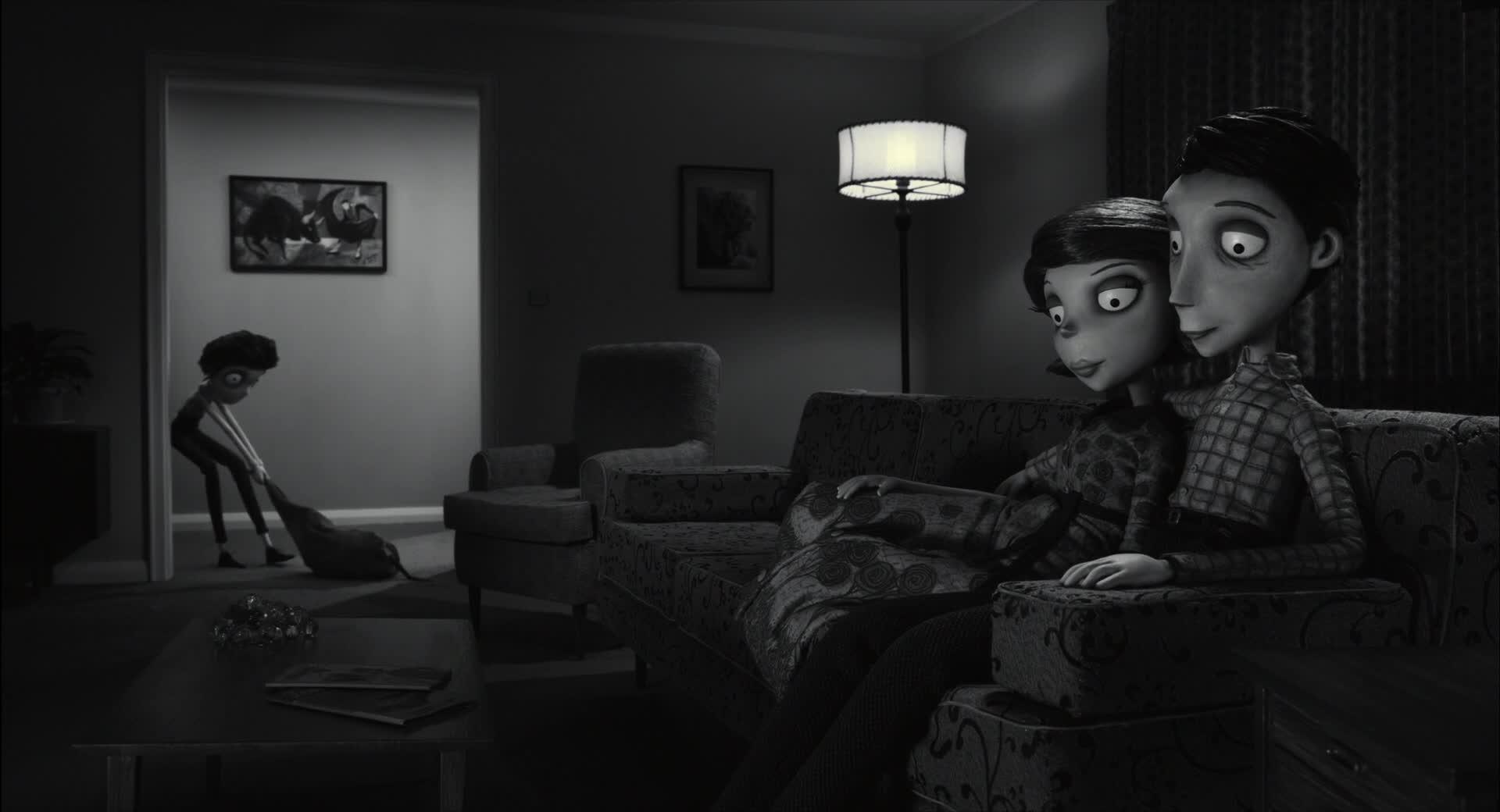 Frankenweenie film still 9