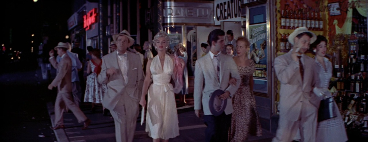 The Seven Year Itch film still 3