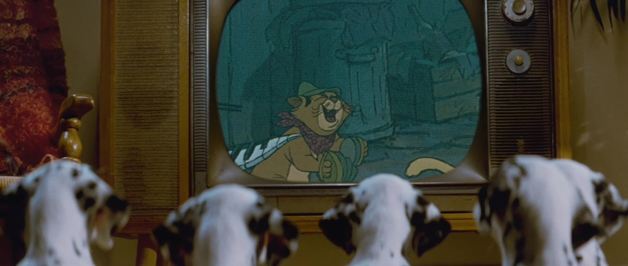 101 Dalmatians film still 2