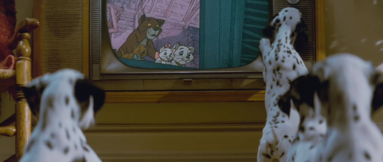 101 Dalmatians film still 4