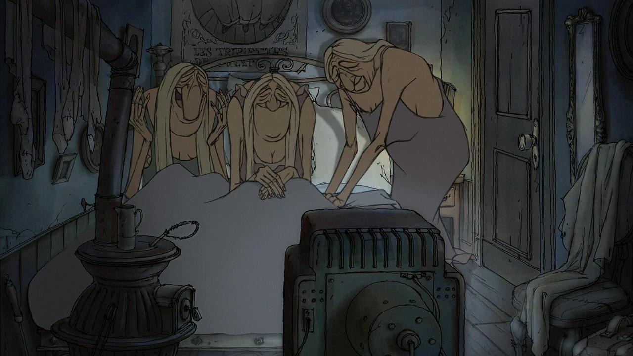 Les triplettes de Belleville film still 2