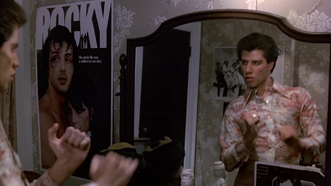 Saturday Night Fever film still 3