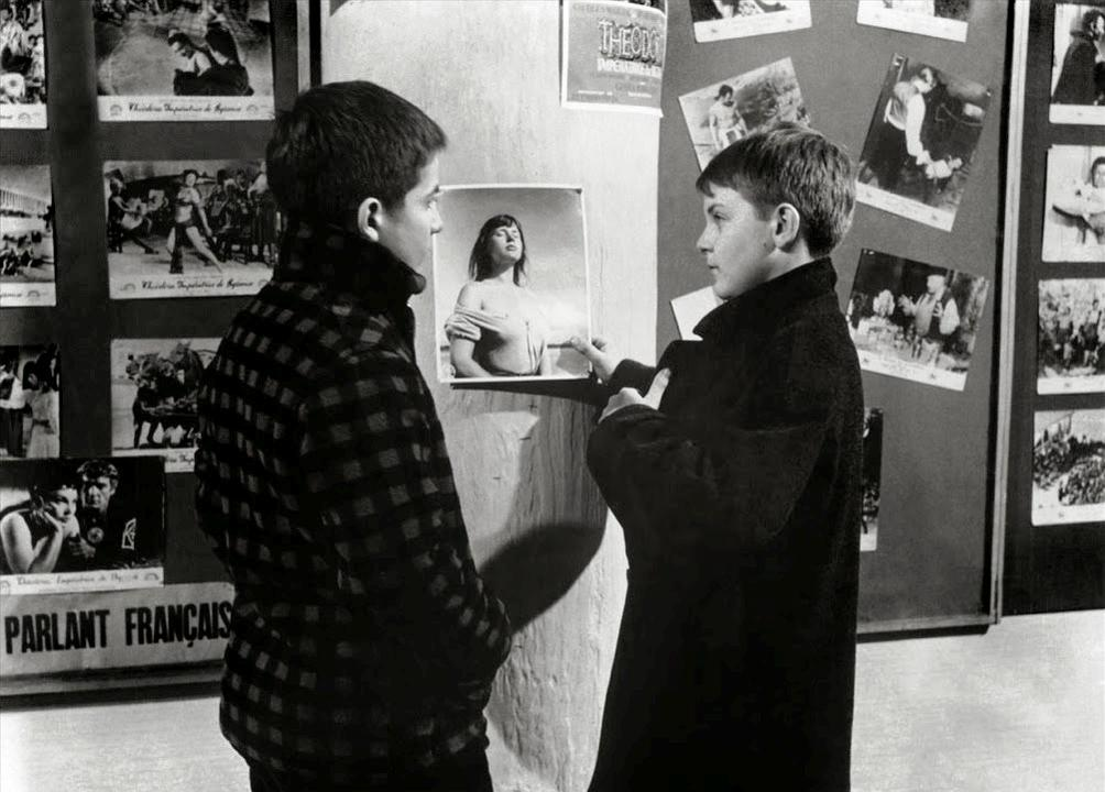 The 400 Blows film still