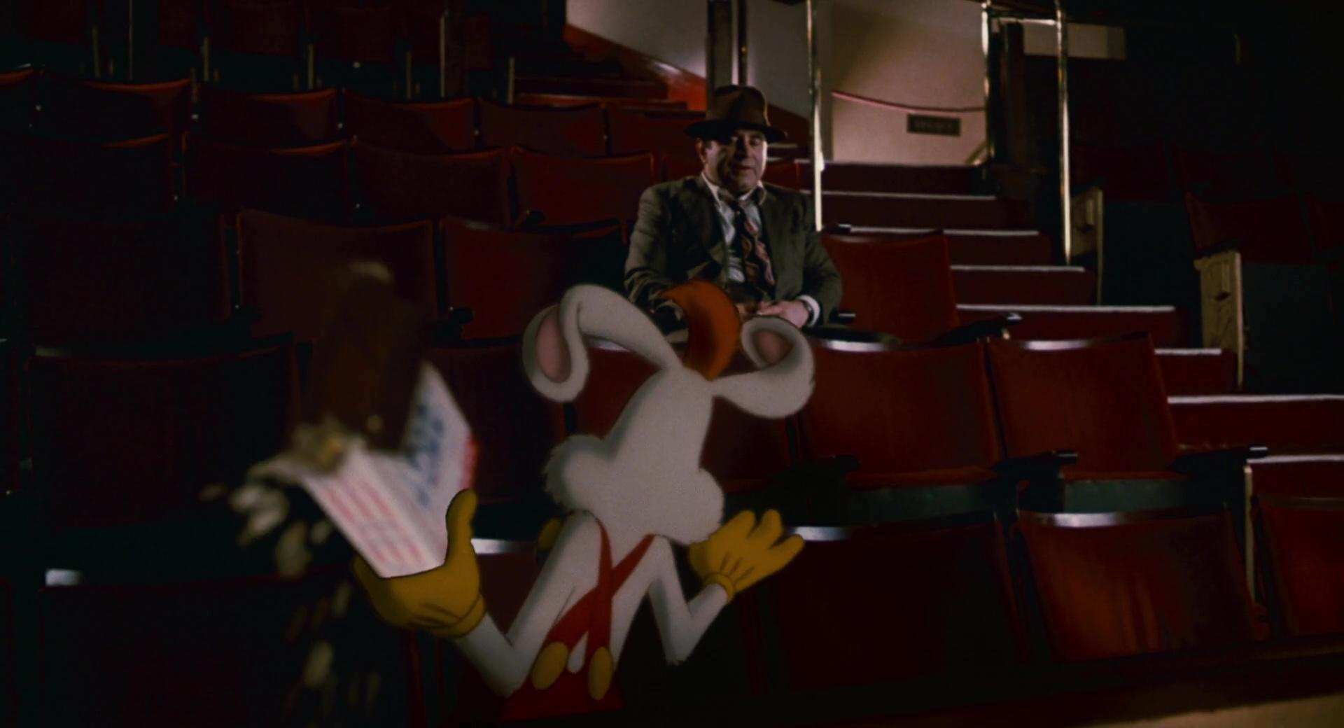 Who Framed Roger Rabbit film still 5
