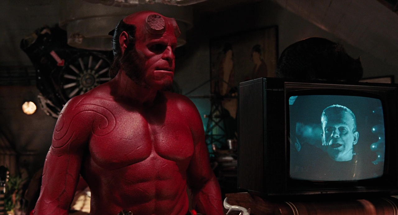 Hellboy II: The Golden Army film still 1