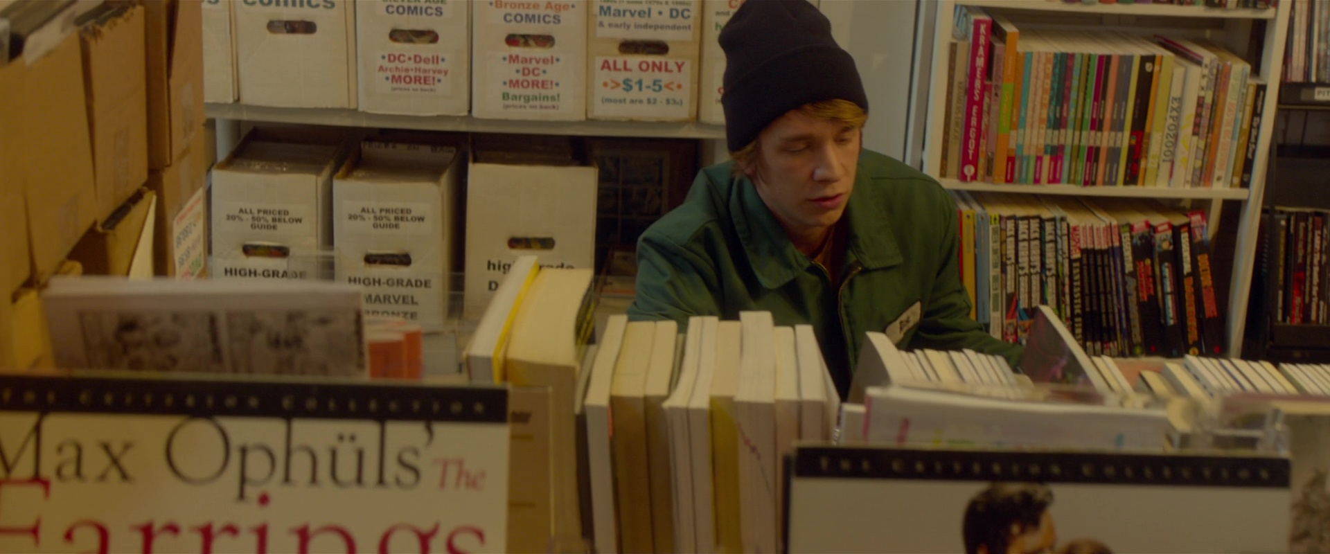 Me and Earl and the Dying Girl film still 11