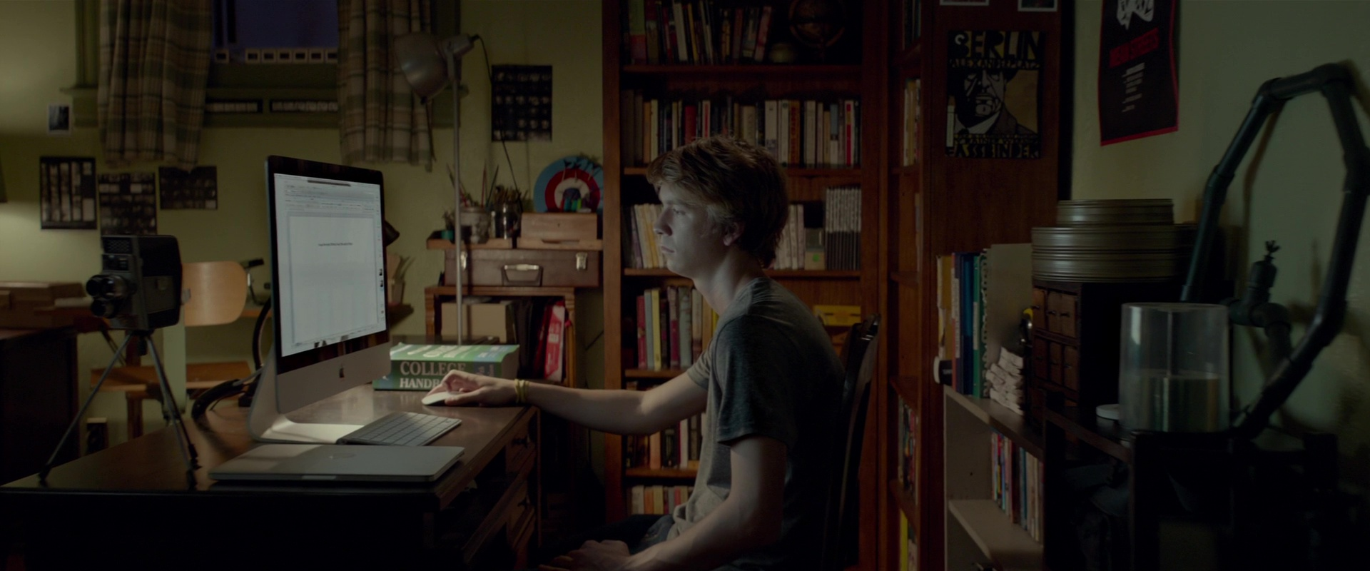 Me and Earld and the Dying Girl film still 3