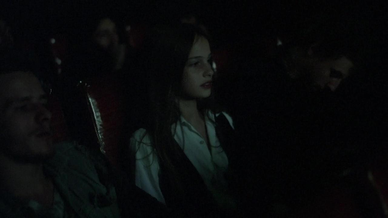 Christiane F film still 2