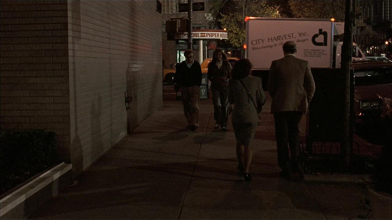 Manhattan Murder Mystery film still 4