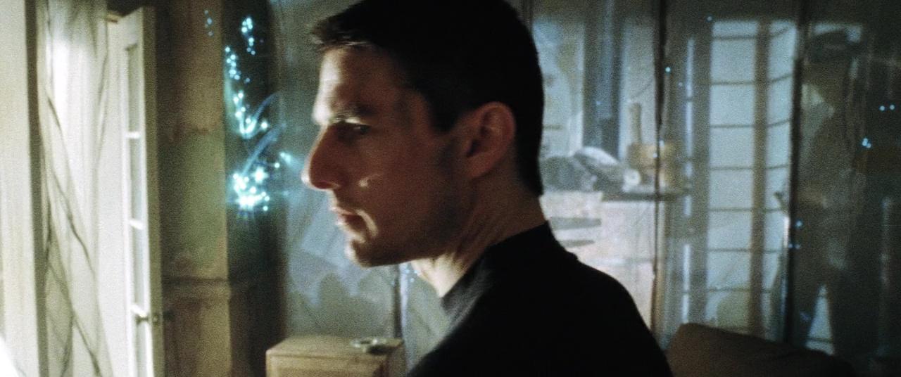 Minority Report film still 2
