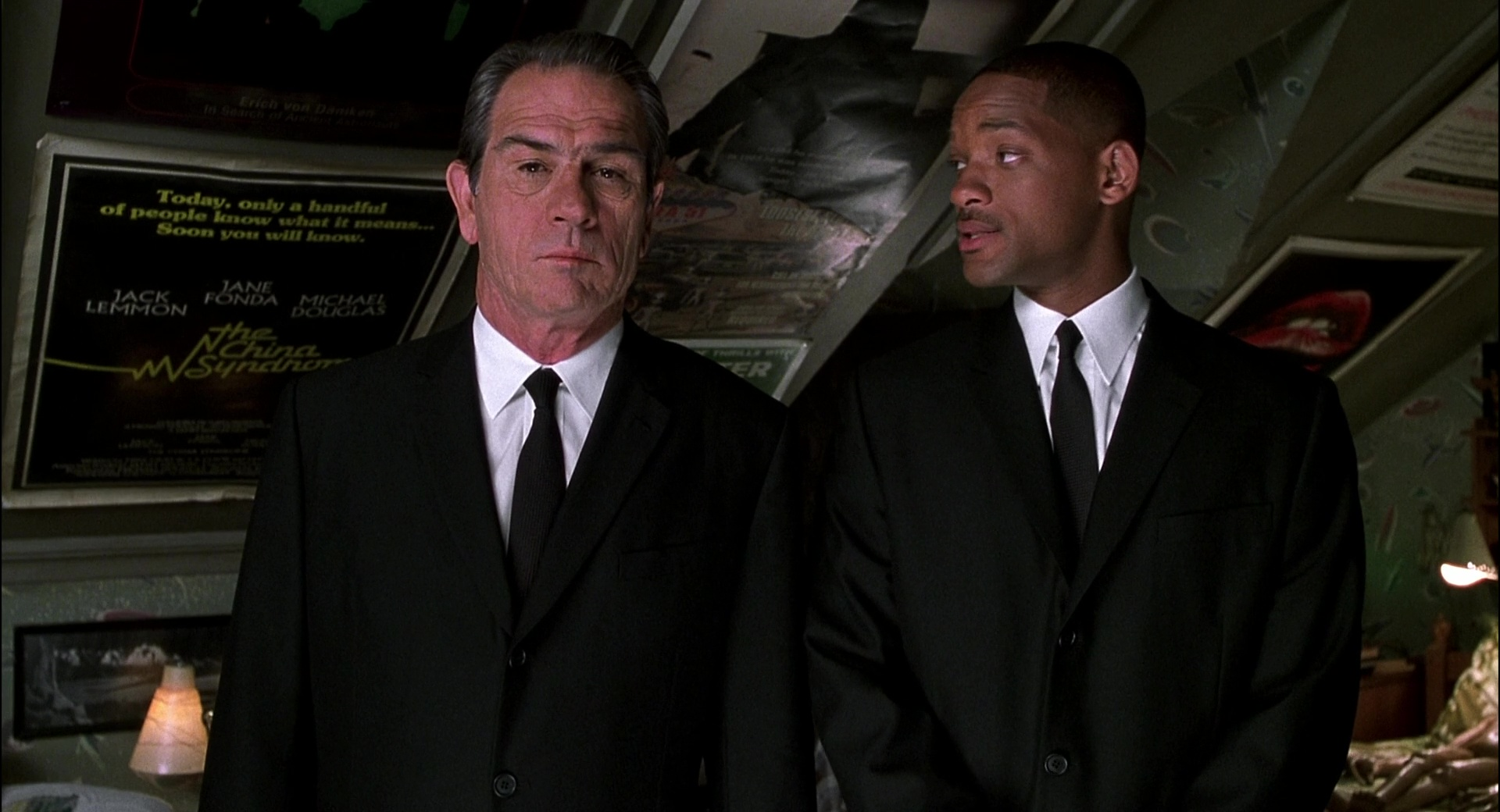 Men in Black II film still 5
