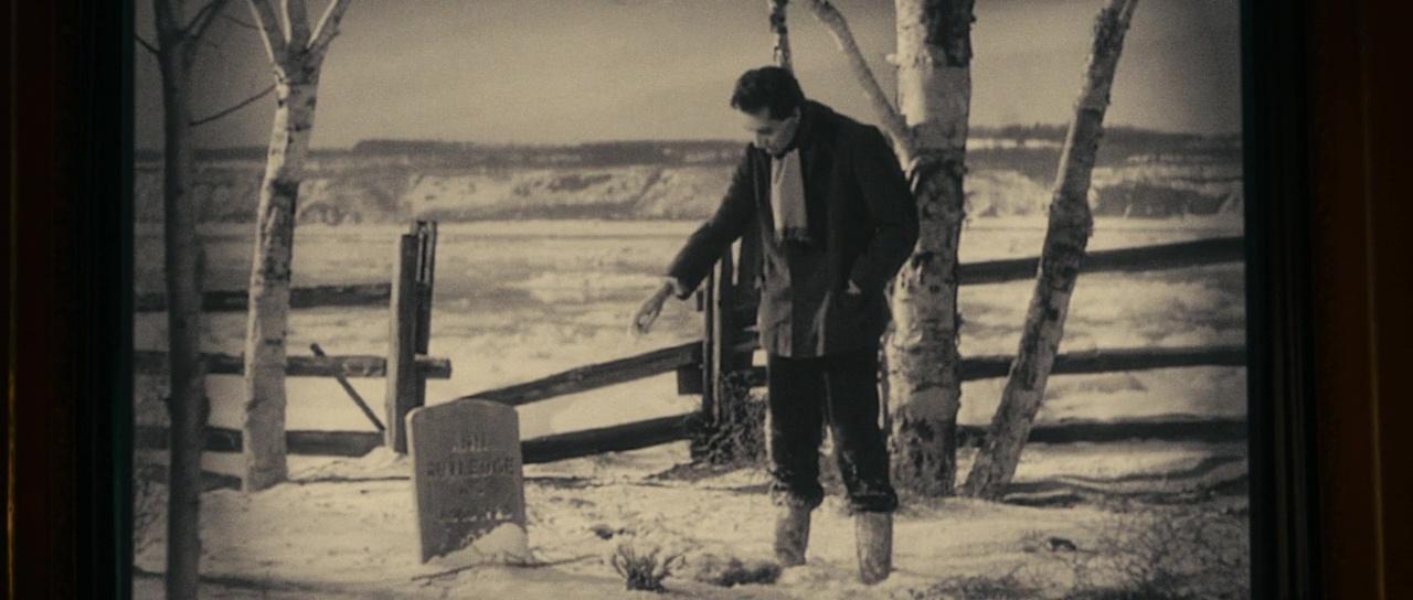 Jimmy P. film still 4