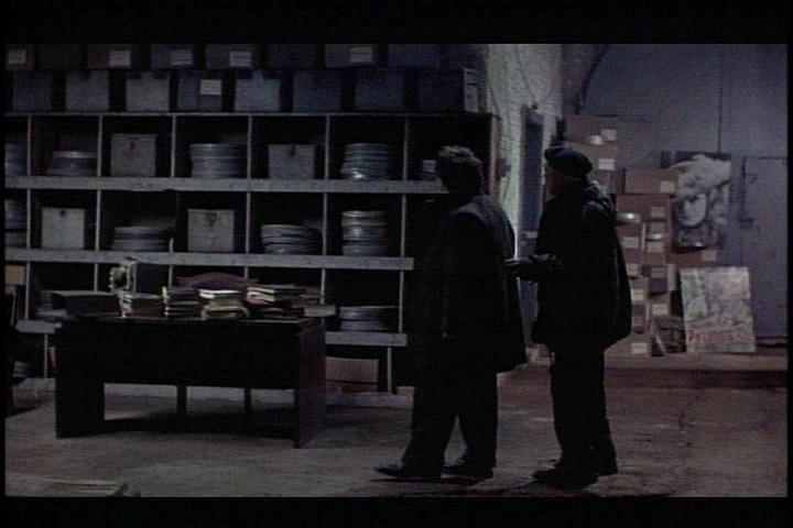 Ulysses Gaze film still 1