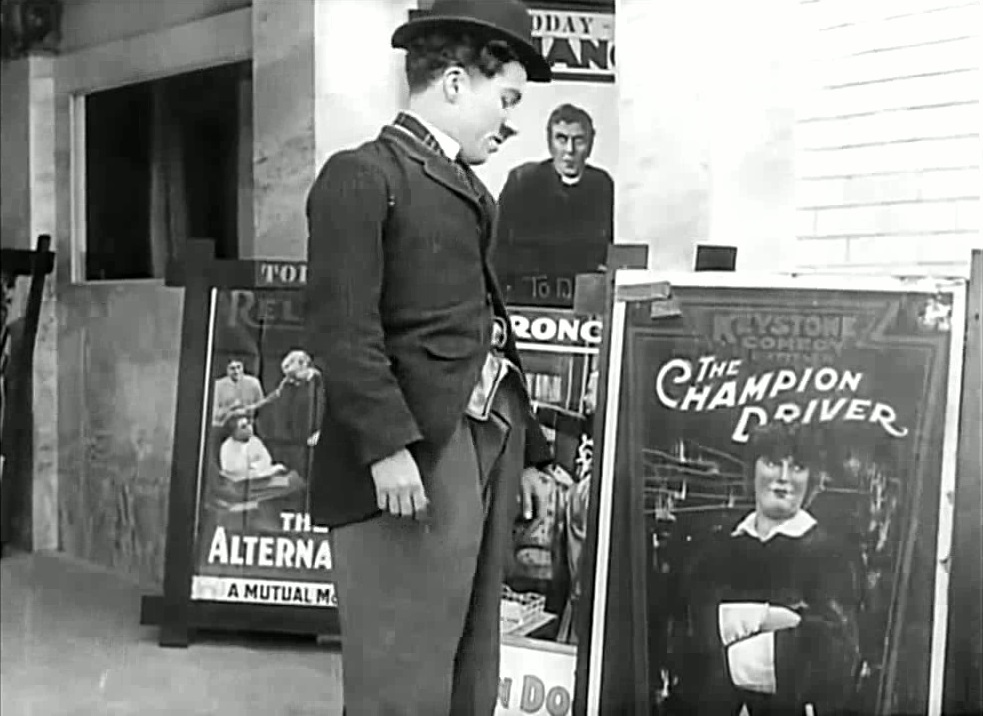 A Film Johnnie film still 1