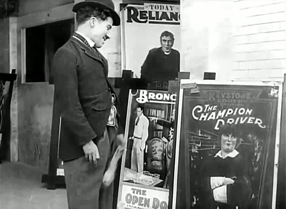 A Film Johnnie film still 2