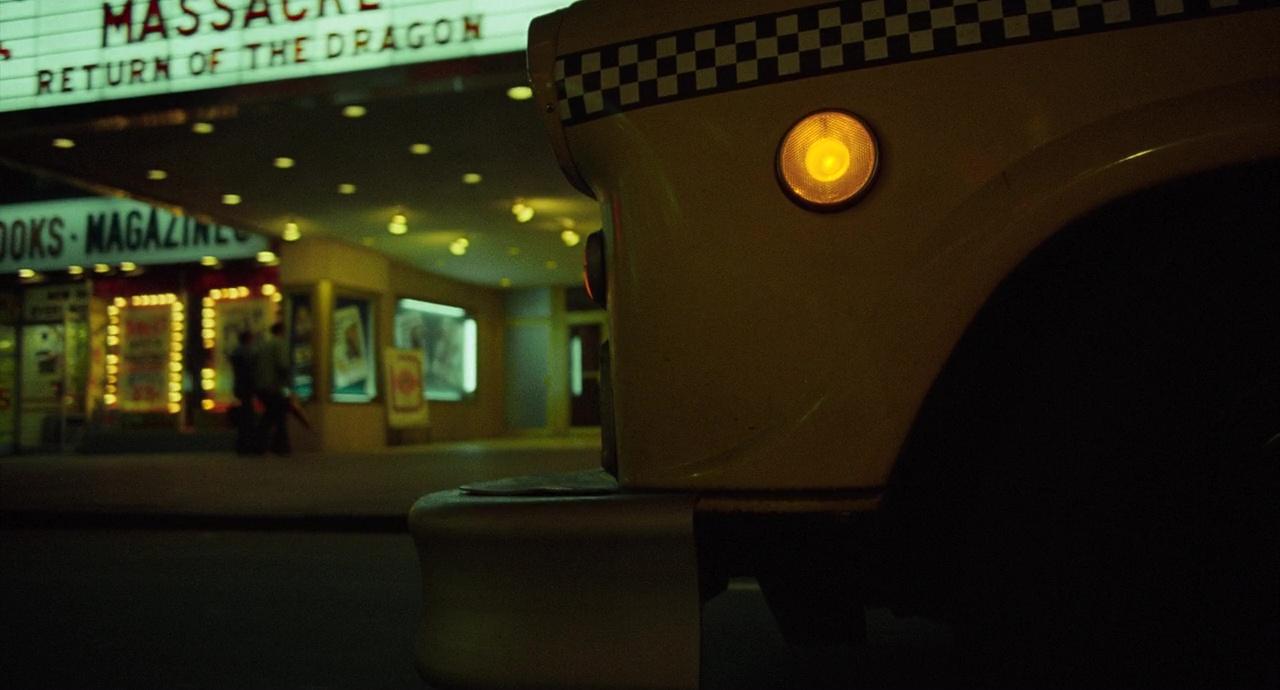 Taxi Driver II film still 2