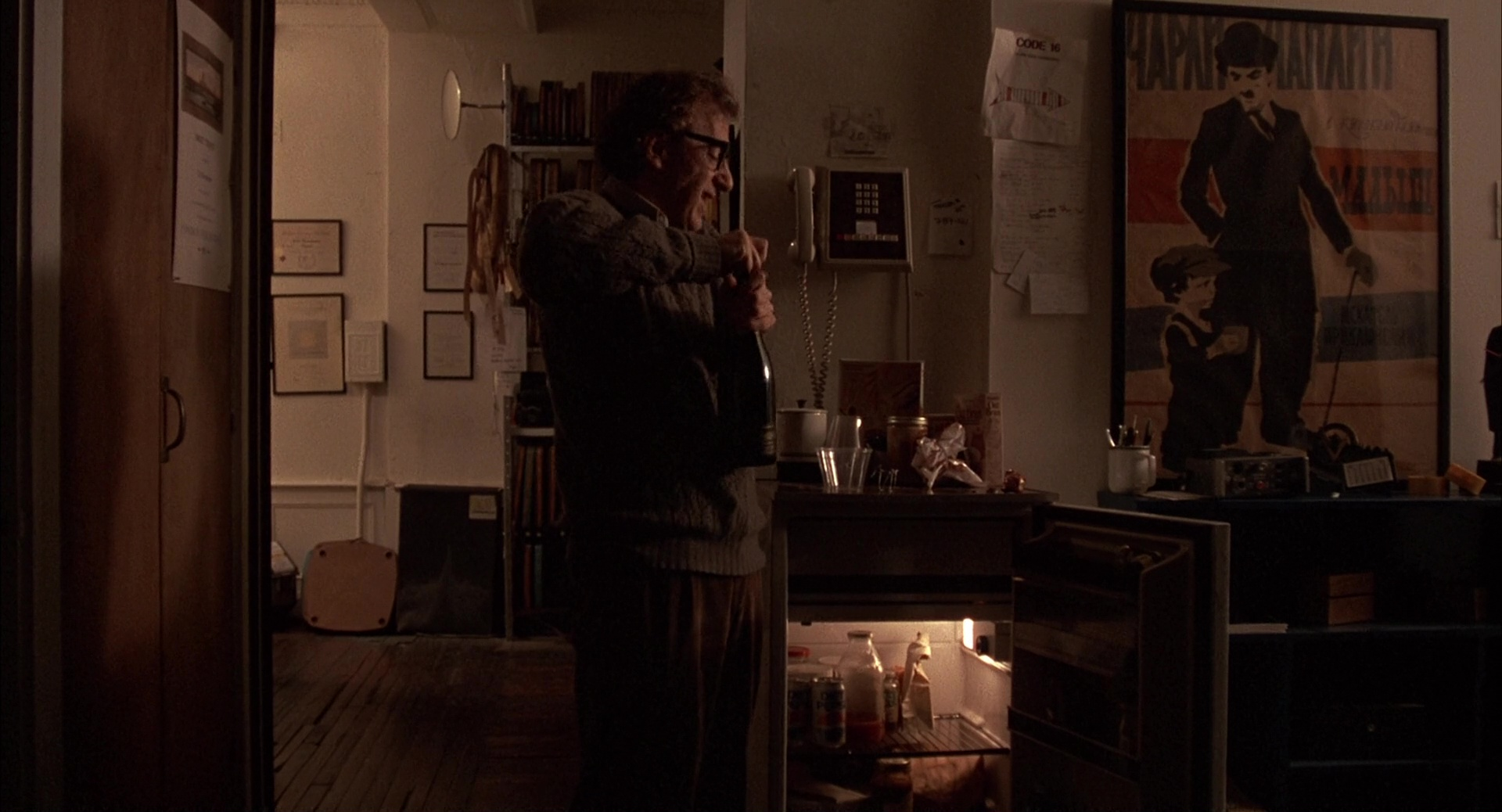 Crimes and Misdemeanors film still 2