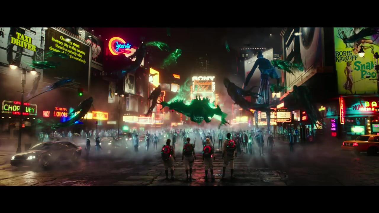 Ghostbusters film still