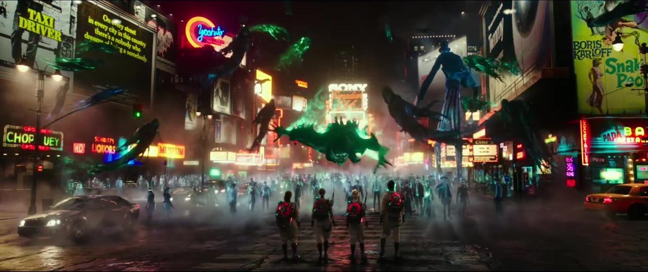 Ghostbusters 2016 film still