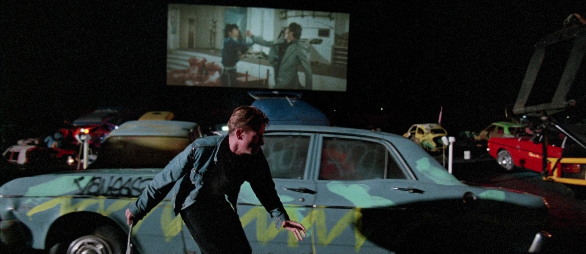 Drive: Dead End Drive-In