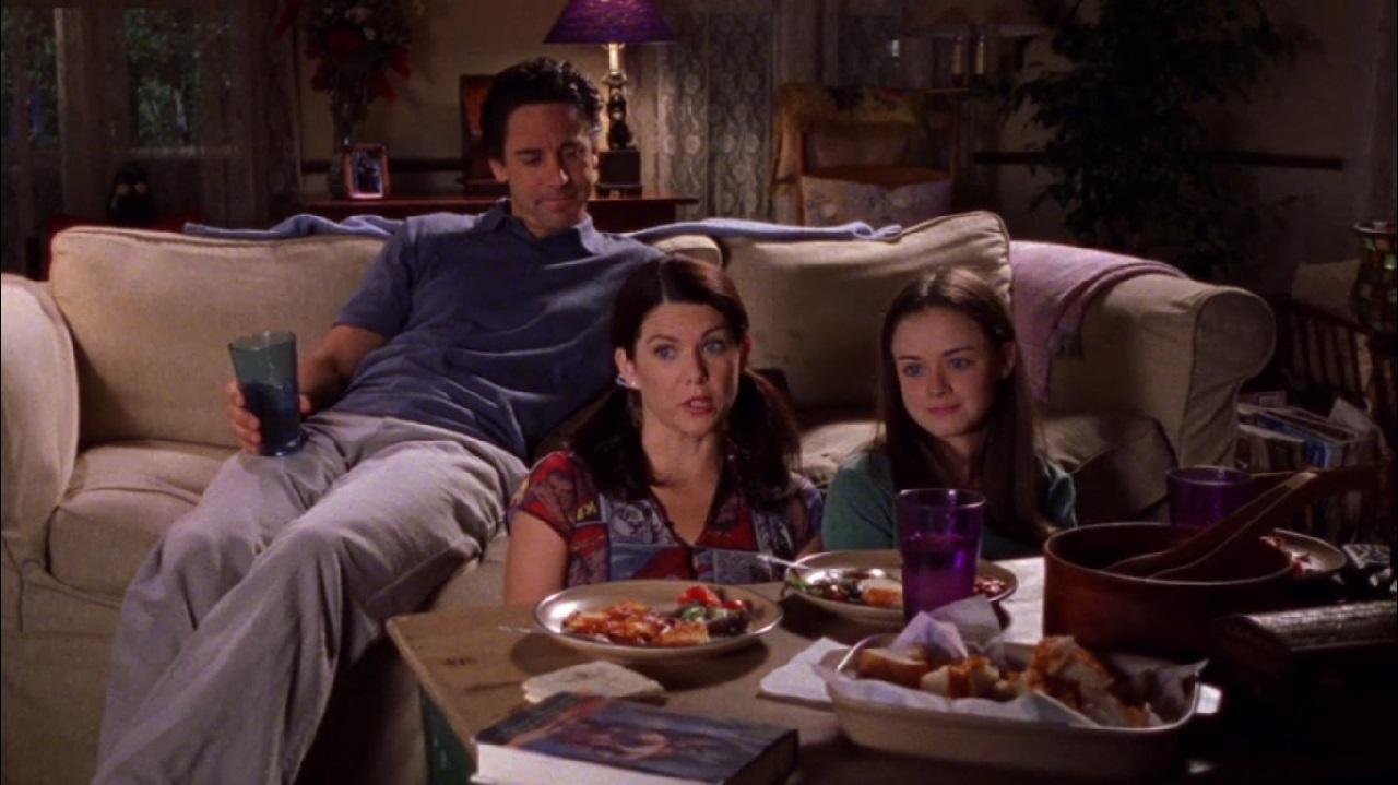 Gilmore Girls film still 10